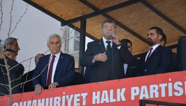 CHP Genel Sekreteri Sındır Besnide