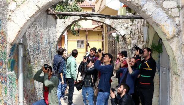 Öğrenciler fotoğraf gezisinde