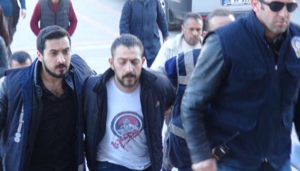 İstanbul'da gasptan aranan şüpheli Edirne'de yakalandı