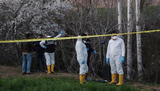 Adıyamanda derede kadın cesedi bulundu