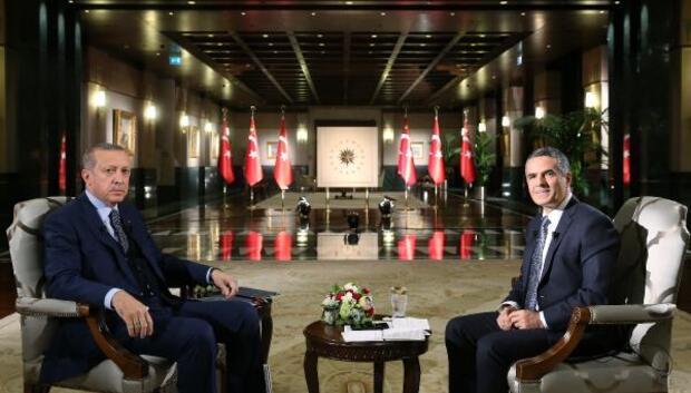 Fotoğraf //(Referandum sonuçları ve erken seçim) Erdoğan: Bu birinci derecede hükümetin tasarrufudur