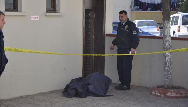Gaziantepte, cami tuvaletinde ölü bulundu