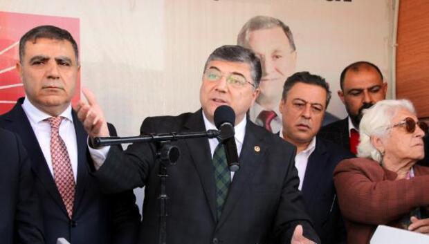CHPli Sındır: Referandumdan sonra Hatayın sıkıntıları giderilecek