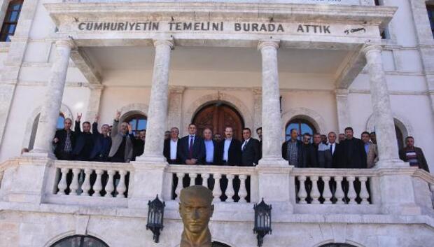 MHPli Kaya: Başkanlığa Hayır programı için Sivasta salon bulamadık