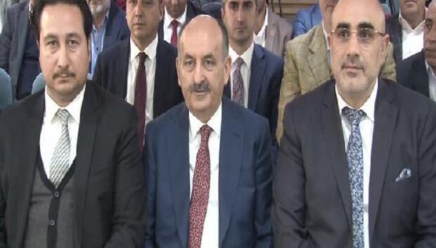 Bakan Müezzinoğlu: Kıdem tazminatı güvenli bir adreste birikmelidir