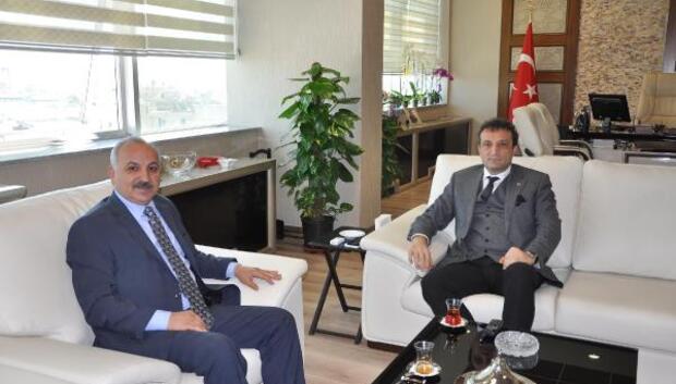 Cumhuriyet Başsavcısı Ercan'a ziyaret