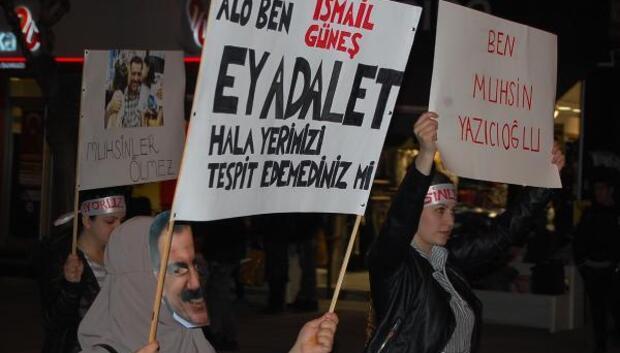 Uşaklı Alperenler merhum Yazıcıoğlu için toplandı