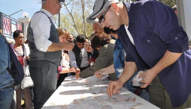 İncirliovada yerel tohum takas şenliği
