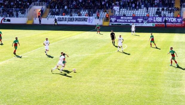 Afjet Afyonspor-Bayrampaşa: 3-0