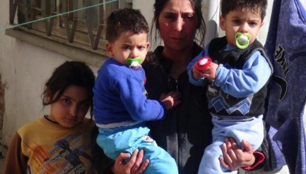 4 çocuklu anne yardım istiyor