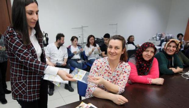 Yenimahallede14 kurs merkezinde 10 bin kursiyere dönüşüm eğitimi