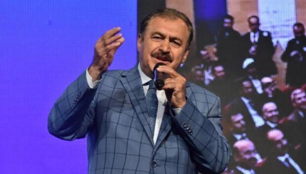 Bakan Eroğlu: Milletin evet ve hayır demesinden sizene