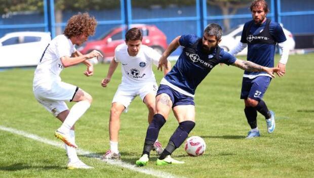 Adana Demirspor U21 ile Ümraniye provasını yaptı: 2-0
