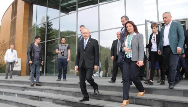 Kılıçdaroğlu: Anayasa değişikliği sorunları çözmüyor (2)