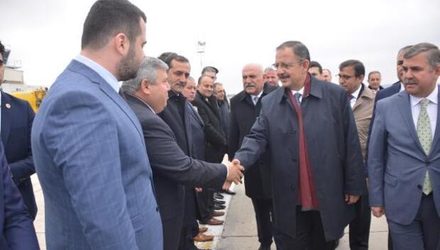 Bakan Özhaseki: FETÖcüler şimdi yurt dışında çabalıyor