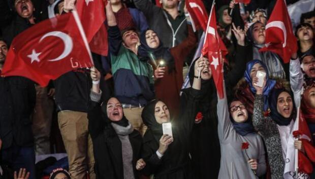 Ek fotoğraflar // Erdoğan Gençlik Buluşmasında konuştu