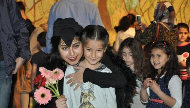 Bosch Çevre Çocuk Tiyatrosu Tarsuslu çocuklarla buluştu