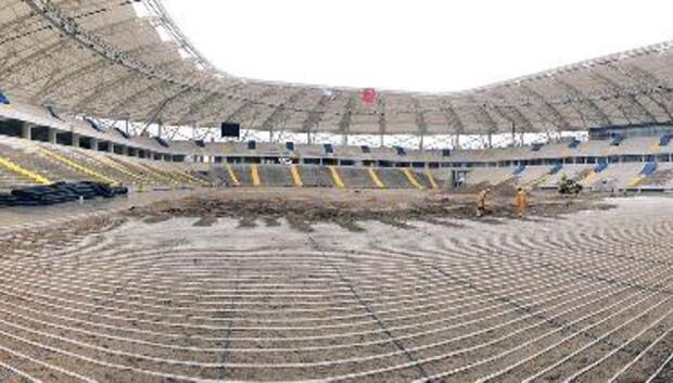 Sakarya yeni stadına kavuşuyor