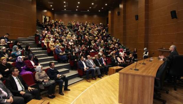 Gaziantep Üniversitesinde konferans