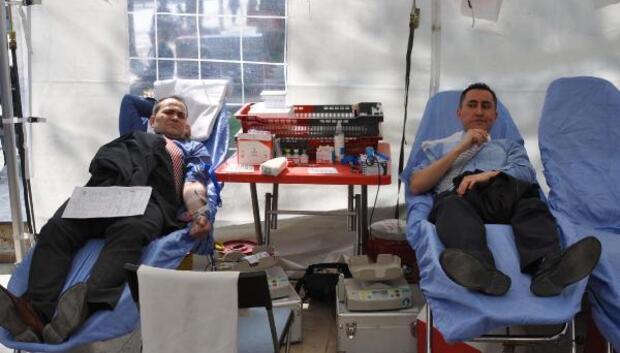 PTTden kan bağışı kampanyası
