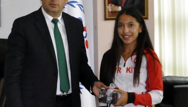 Erciyes Üniversitesinden olimpiyat adaya kadroya