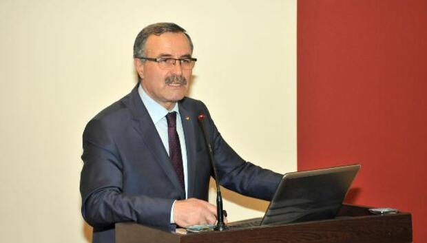 """Sanayi odası başkanı Kütükcü: """"Konya üretim odaklı, istihdam dostu bir şehir"""""""