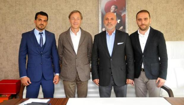 FIFA sorumlusundan Alanyaspora ziyaret
