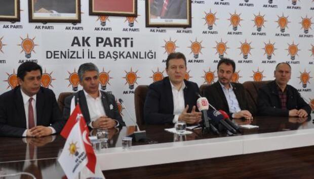 AK Parti Denizlide 450 bin kişiye ulaşacak