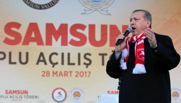 Erdoğan: Kılıçdaroğlunun kendisi Alevi, siyasi partinin başında, neyi eksik (2)