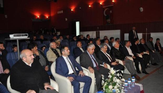 Muhsin Yazıcıoğlu vefatının 8'inci yıldönümünde Sorgun'da anıldı