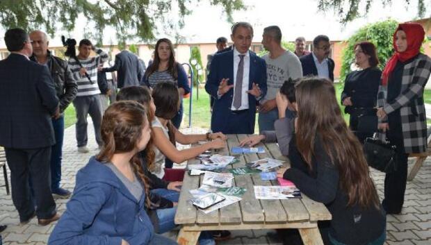 Çivrilde öğrenci yurdu açıldı