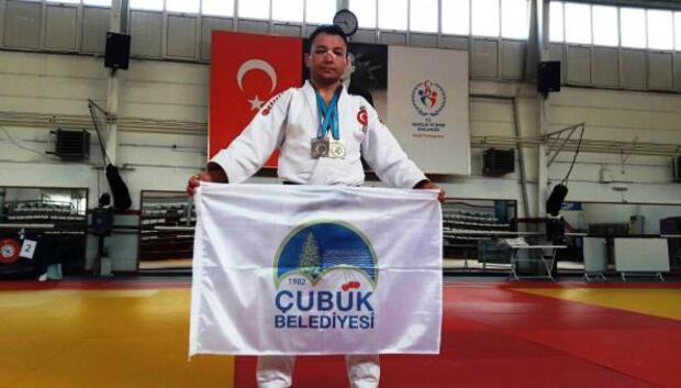 Judoda Çubuklu Sporcu Türkiye 2.si oldu