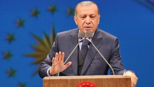 Cumhurbaşkanı Erdoğan: Huzur gelsin; barış, sevgi, kardeşlik egemen olsun - fotoğraflar