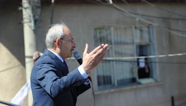 Kılıçdaroğlu: Geleceğimiz, çocuklarımız, demokrasimiz için hayır oyu vereceğiz - ek fotoğraflar