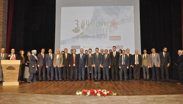 Su ve Çevre Ödülleri, Gaziantepte sahiplerini buldu
