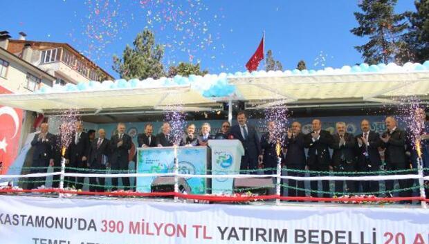 Bakan Eroğlu: Cumhurbaşkanlığı sisteminde her şey hızlı yürüyecek