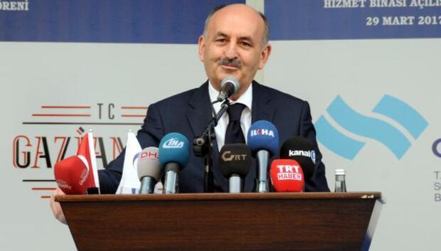 Bakan Müezzinoğlu: Türkiye otobanda koşacak (2)