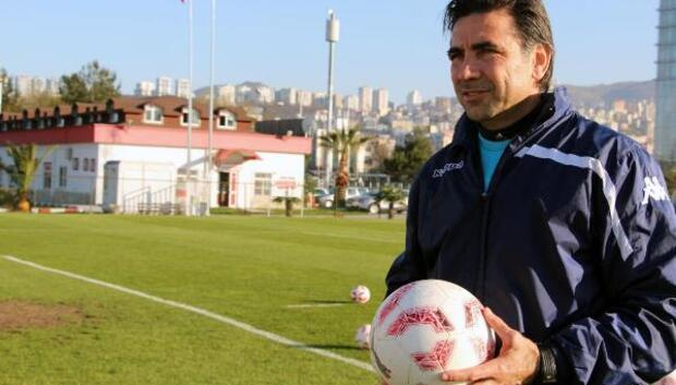 Samsunspor teknik direktörü Özköylü: Kazanmak istiyoruz