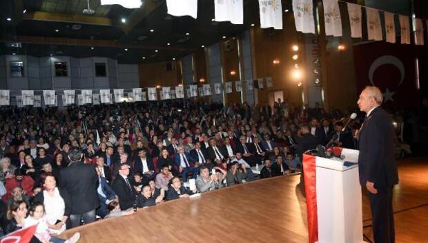 Kılıçdaroğlu: Geleceğimiz, çocuklarımız, demokrasimiz için hayır oyu vereceğiz (4)