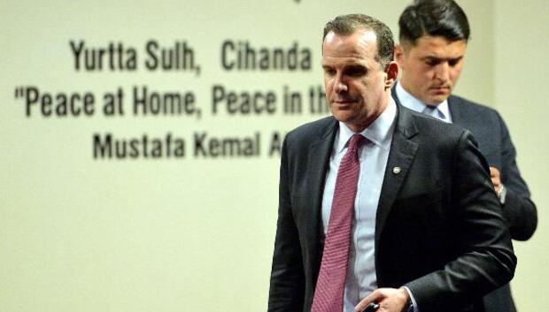 Dışişleri Bakanı Çavuşoğlu, ABDli mevkidaşı Tillerson ile görüştü (2)