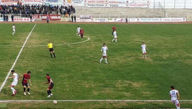 Anadogold 24 Erzincanspor-Manavgatspor: 4-2