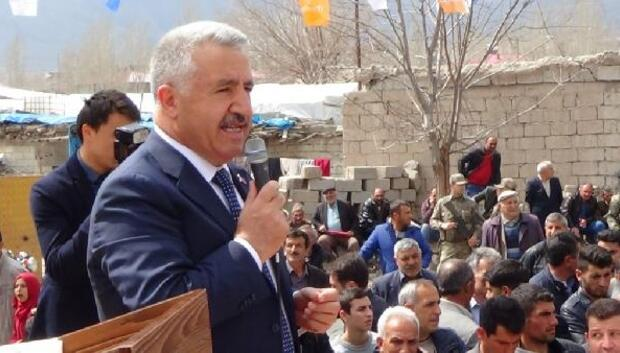 Bakan Arslan: Çift başlılıktan kurtulmamız lazım