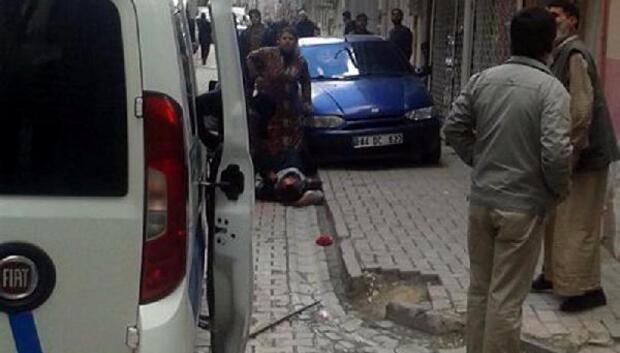 Elazığda Suriyeliler kavga etti: 3 yaralı