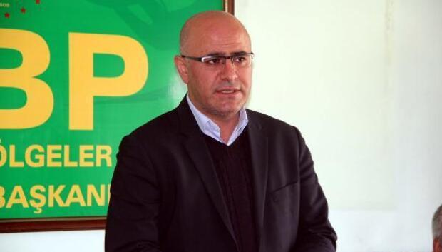 HDPli Özsoy: Bu partiyi korumak emniyetin görevi