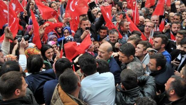 Bakan Soylu: Kılıçdaroğlunun arkasına tenekeyi takıp, yallah diyecekler (2)