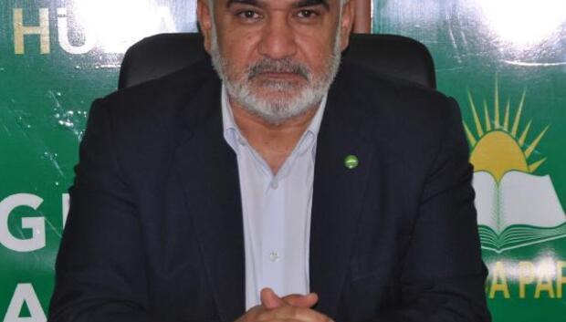 HÜDA PAR Genel Başkanı Yapıcıoğlu, Bitliste