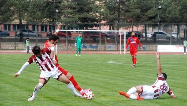 Kastamonuspor 1966-Tokatspor: 0-0