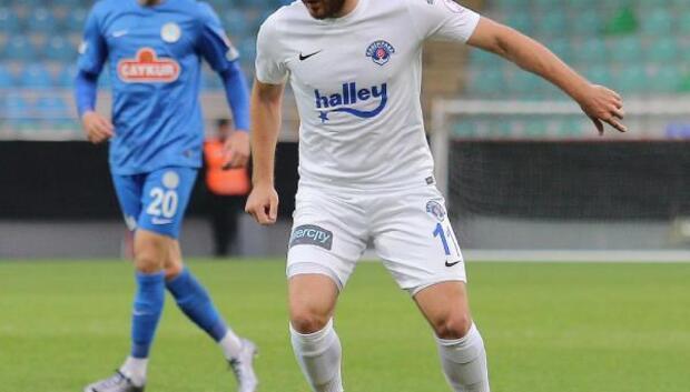 Trabzonspor'dan Tunay hamlesi