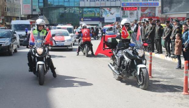 Iğdır'da polis haftası kutlandı