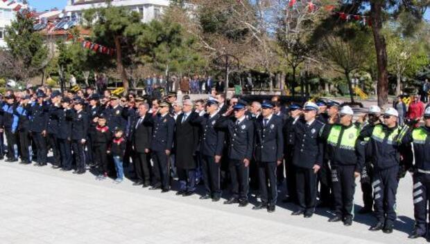 Burdurda Polis Haftası etkinlikleri